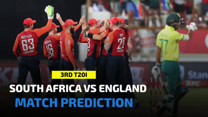 South Africa vs England 3rd T20I Prediction, Betting Tips and Match Preview