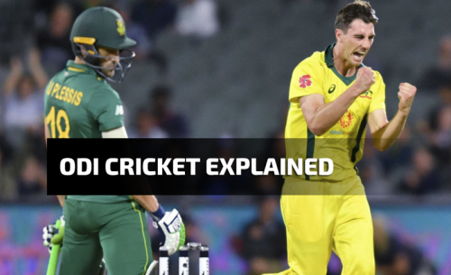 ODI Cricket Explained: What Is One-Day Match In Cricket?