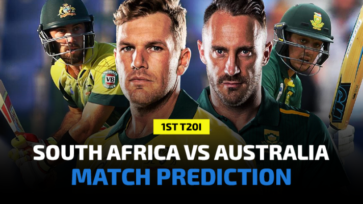 South Africa vs Australia 1st T20I Prediction, Betting Tips and Match Preview