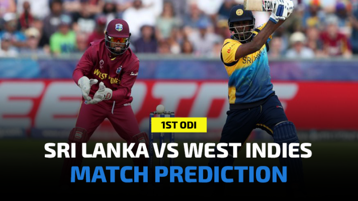 Sri Lanka vs West Indies 1st ODI Prediction, Betting Tips and Match Preview