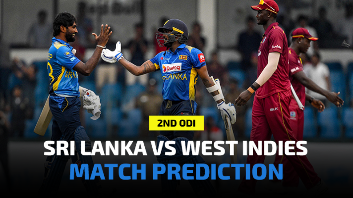 Sri Lanka vs West Indies 2nd ODI Prediction, Betting Tips and Match Preview