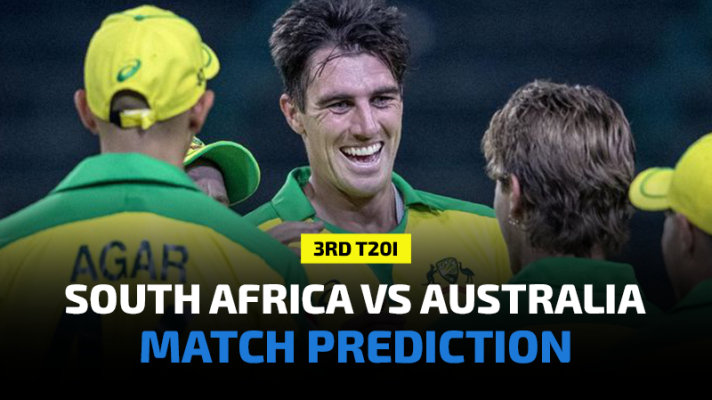 South Africa vs Australia 3rd T20I Prediction, Betting Tips and Match Preview