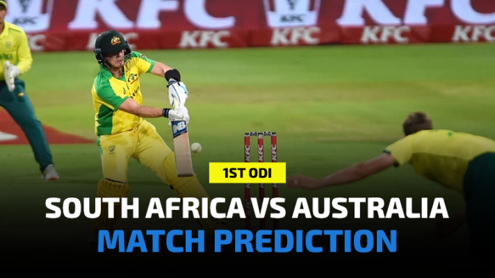 South Africa vs Australia 1st ODI Prediction, Betting Tips and Match Preview