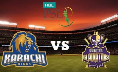 Karachi Kings vs Quetta Gladiators PSL 30th Match Prediction and Betting Tips