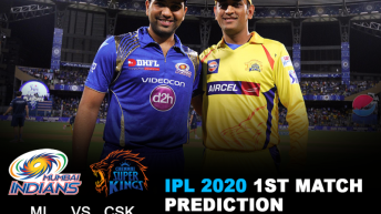 IPL 2020 Match 1: Mumbai Indians vs Chennai Super Kings Prediction and Preview