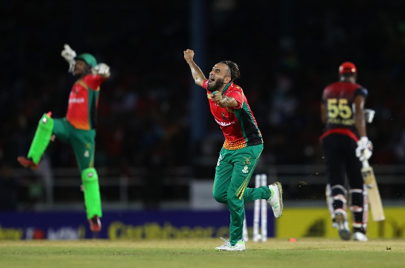 Trinbago Knight Riders vs Guyana Amazon Warriors CPL 16th Match Prediction and Betting Tips