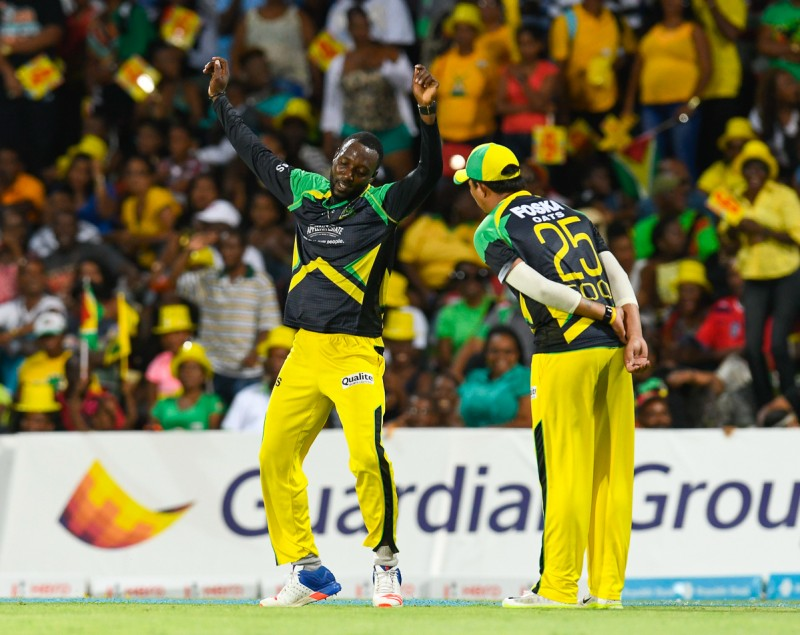 Jamaica Tallawahs vs St Kitts and Nevis Patriots CPL 25th Match Prediction