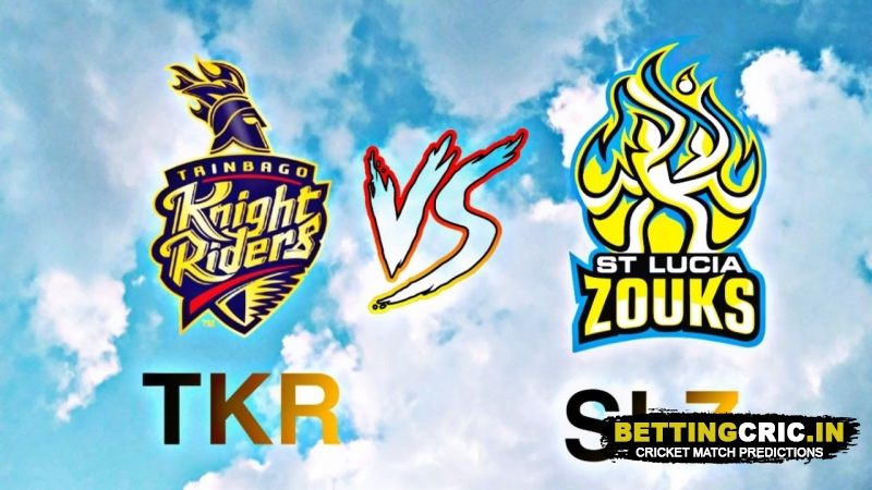 CPL 2020 Final: Trinbago Knight Riders vs St Lucia Zouks Match Prediction and Preview