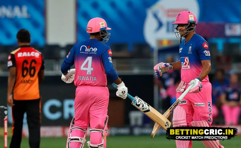 IPL Match 40: Rajasthan Royals vs Sunrisers Hyderabad Prediction and Preview