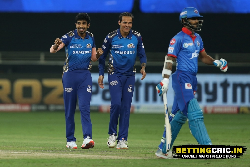 5 Talking Points from Delhi Capitals vs Mumbai Indians in IPL 2020 Qualifier 1