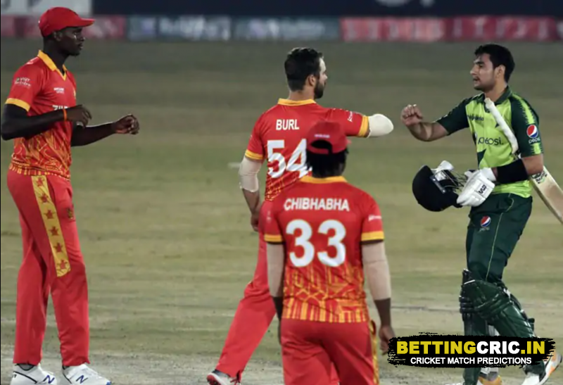 Pakistan vs Zimbabwe Third T20I Preview and Predictions