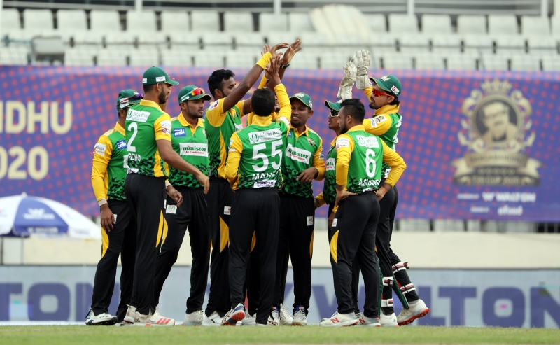 BB T20 Cup Match 6: Fortune Barishal vs Minister Rajshahi Predictions