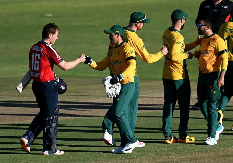 South Africa vs England 3rd T20I Match Predictions and Preview